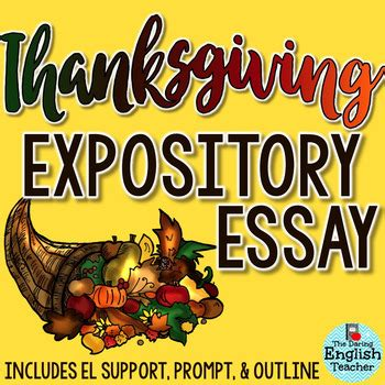 History on expository essay